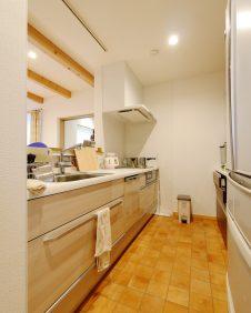 プロヴァンススタイルのキッチン