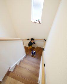ゆったり階段